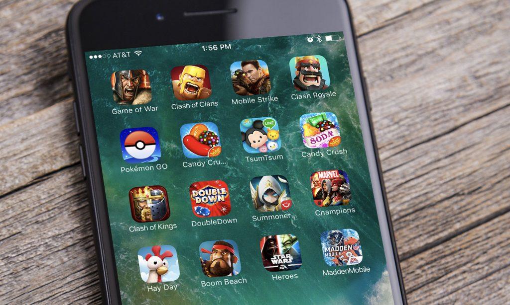 ücretli en popüler mobil