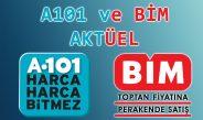 Bim ve A101 05-06  Kasım Aktüel